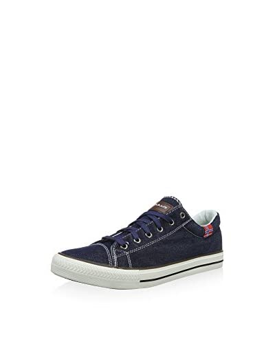 Nebulus Sneaker Denim Low [Blu]