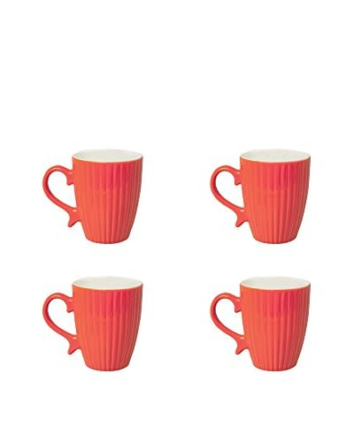 ZZZ_Merry Christmas Becher 4er Set 325 Ml rot