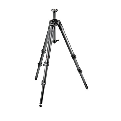 Manfrotto MT057C3 057 Carbon Fiber Tripod 3 Sections