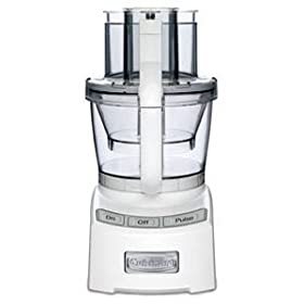 Cuisinart Elite Food Processor - 12 cup - White