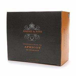 Harney & Sons Fine Teas Irresistable Black tea, Apricot, 50 bags