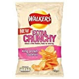 Walkers Extra Crunchy King Prawn Cocktail Crisps 150G
