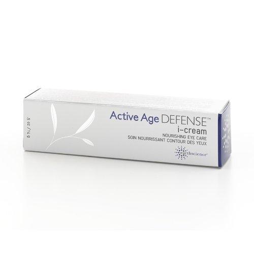 Earth Science Active Age Defense, I-Cream, Nourishing Eye Care, 0.5-Ounce