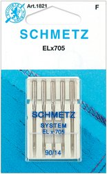 Cheapest Prices! ELX705 Serger Needles -Size 14/90 5/Pkg