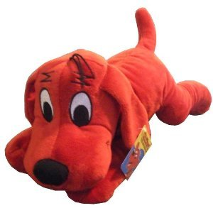 Clifford The Big Red Dog Stuffed Animal Walmart