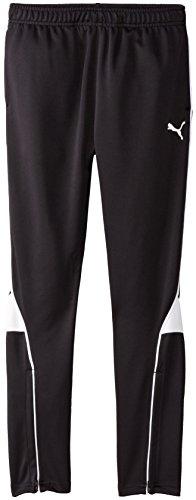 PUMA Big Boys' Pure Core Soccer Pant, PUMA Black, Large