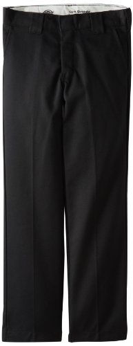dickies-qp873-boys-slim-straight-pant-size-12-color-black