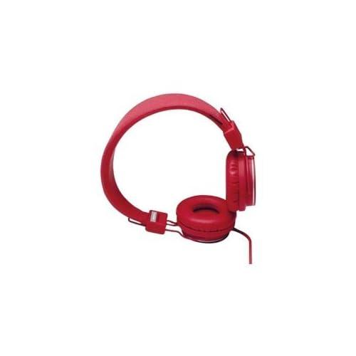 Urbanears?????????? The Plattan Headphones ?Red?の写真01。おしゃれなヘッドホンをおすすめ-HEADMAN(ヘッドマン)-