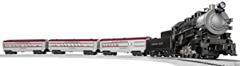 Lionel Chattanooga Express Train Set