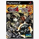 Metal Slug 4 and 5 (2 Pack) - PlayStation 2 ~ SNK