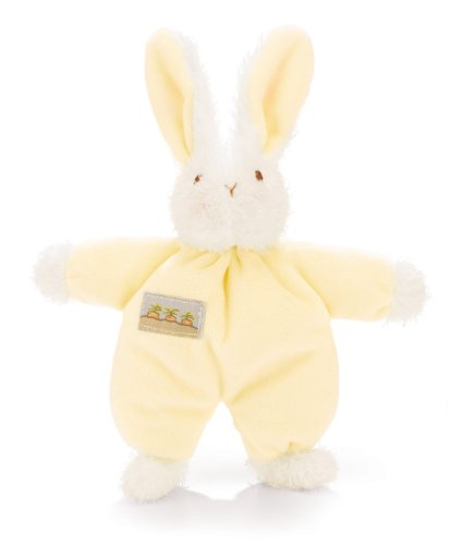 Bunnies by the Bay Sweet Hops Rattle, Yellow (Discontinued by Manufacturer)