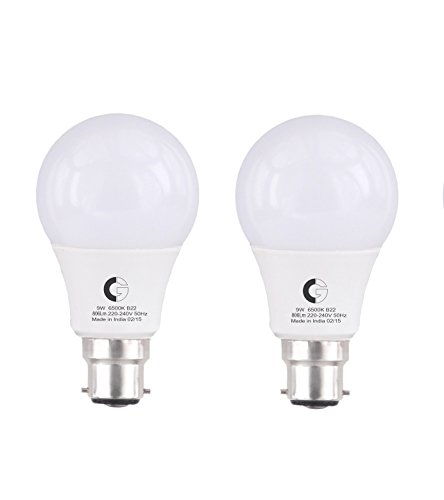 Greaves-9-W-806L-LED-Cool-Day-Light-Bulb-(Pack-of-2)