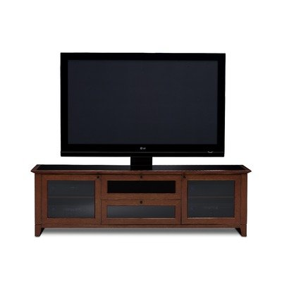 Cheap DBI Novia 74″ TV Stand in Cocoa Stained Cherry (Novia- 8429 – Cocoa)