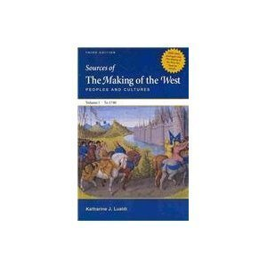 Making of the West Concise V1 & Sources of The Making of the West Concise V1