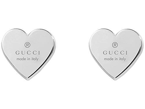 Orecchini Gucci TRADEMARK YBD356250001 Argento