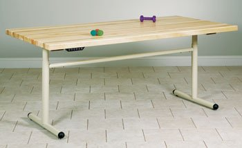 Clinton Group Therapy Tables Electric Lift 66X48 Item# 77-42E