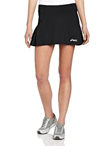 Asics Women's Love Skort, X-Small, Black