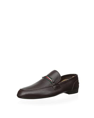 Gucci Men's Loafer With Stripe