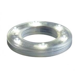 Amazon.com: Acolyte Nu-Tek Lyte Ring, 6 Super Bright White LED's