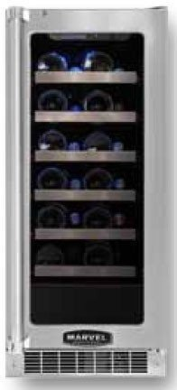 24 Bottle Wine Refrigerator front-110351