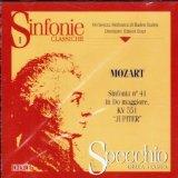 "Mozart Sinfonia n41 in Do maggiore, KV551 ""Jupiter"""