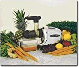 Omega 8005 Juicer and the Organic Wheatgrass Growing Kit - Combo Includes J ....