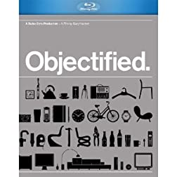 Objectified [Blu-ray]