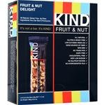 KIND Fruit + Nut, Gluten Free Bars (Pack of 12)