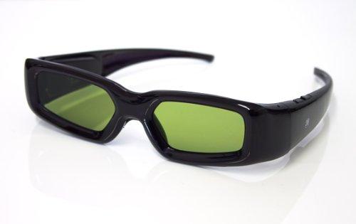 2 x 3D Active 3D Shutterbrille Universal 3D Brille für Panasonic, Sony, Samsung, Philips, LG, Sharp, Toshiba, Mitsubishi für Infrarot betriebene 3D Fernseher NEU von der Marke PRECORN (BITTE PRODUKTBESCHREIBUNG ZWECKS KOMPATIBILITÄT BEACHTEN)