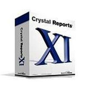 Crystal Reports XI Developers Edition (Developer Solution Suite Full Product w/Crystal Single Case TS, Training CBT) (PC)