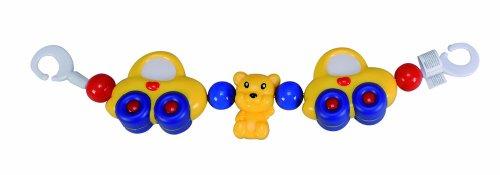 Imagen 1 de Simba 104011575 - Móviles para cochecito de bebé (40 cm), varios diseños