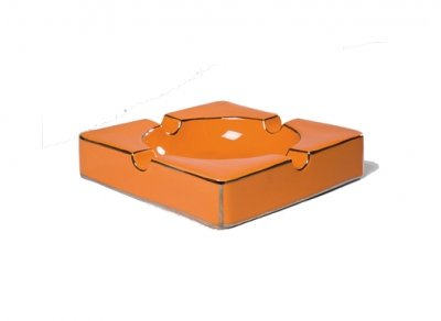KARE Design Ascher Pomp Pop Orange