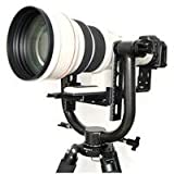 Feisol UA-180 Carbon U-Mount for 70-200mm f/2.8, 200mm f/1.8, 300mm f/2.8 or Larger Lenses, Supports 33 lbs.