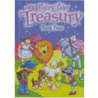 Fairy Tale Treasury 3 Fairy Tales: The Ugly Ducking; The Wizard of Oz and Pinocchio PDF