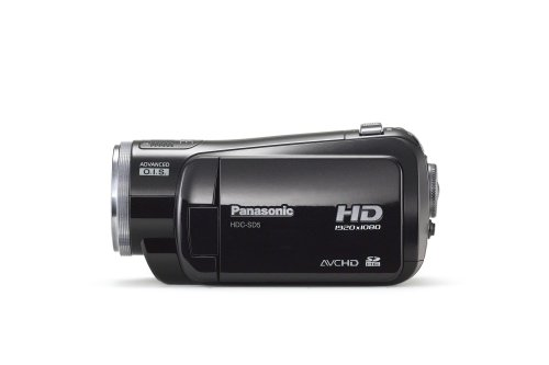 Panasonic HDC-SD5 AVCHD 3CCD Flash Memory High Definition Camcorder with 10x Optical Image Stabilization