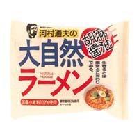 中村 河村道夫の大自然ラーメン(醤油) 87g袋
