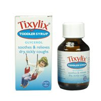 Tixylix Toddler Syrup Dry/Tickly Coughs 100ml