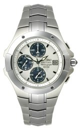 Seiko Coutura Alarm Chronograph Men's watch #SNAE55