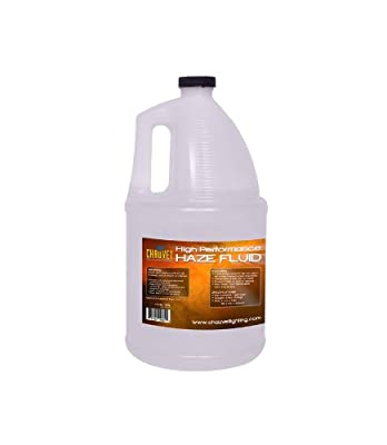 Chauvet HFG High Performance Haze Juice Fluid Gallon from CHAUVET