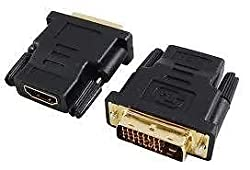 Terabyte HDMI A Female To DVI-D (24+1) Male Adapter