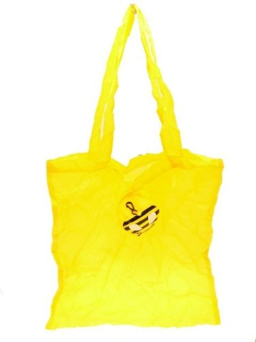 Bumble Bee Theme Fold Up Shopping Bag 