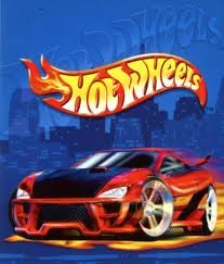 Hotwheels 8 Plates - 1