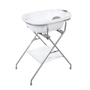 Babymoov Digibath - Soporte para la bañera Babymoov Digibath, color blanco