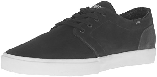 C1RCA Men's Drifter Skateboarding Shoe, Dress Blues/Brown, 10.5 M US
