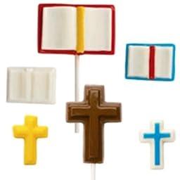 1 X Cross/Bible Large by Wilton