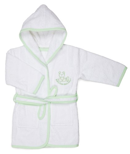 Unisex Hooded Bath Robe (Size 18-24 months) - Great Gift