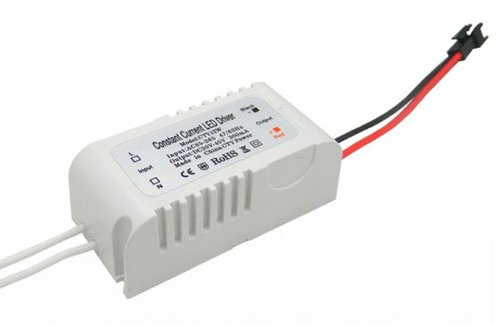Ce Rosh 5W Constant Current Dimmable Led Driver, 3/5/6-9/12/15-18W Dimmable Led Power Supply (12W)