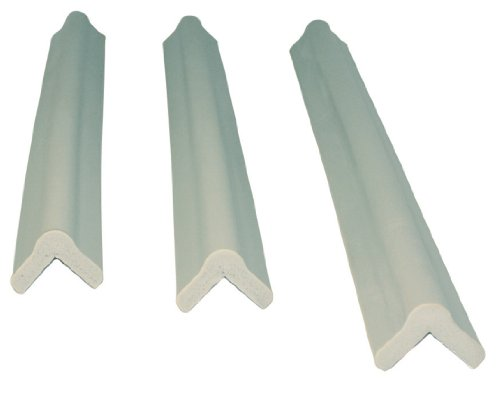 Dreambaby Foam Edge Bumpers, 3 Pack