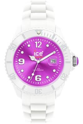 Ice-Watch - Sili - Big 48 - White Purple - Silicone