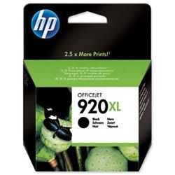 brand-new-hewlett-packard-hp-no-920xl-inkjet-cartridge-page-life-1200pp-black-officejet-6500-ref-cd9